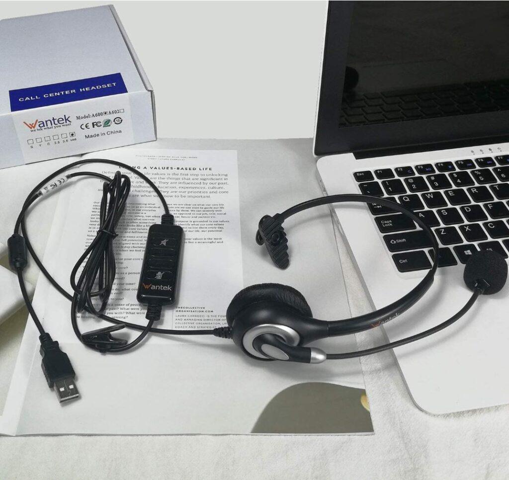auriculares videoconferencia